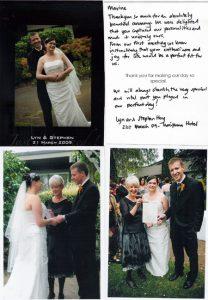 New Zealand wedding celebrant Auckland